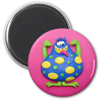 Monster Party Refrigerator Magnets