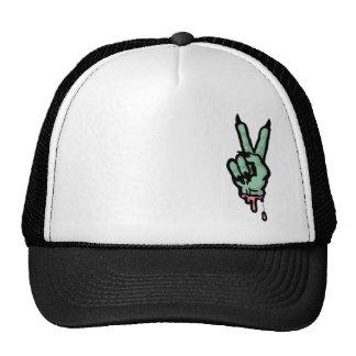 Monster Peace Sign Trucker Hat