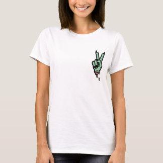 Monster Peace Sign T-Shirt