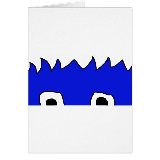 monster peek card