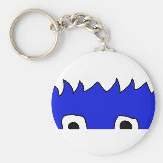 monster peek keychain