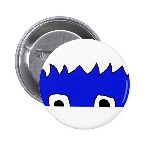 monster peek pins