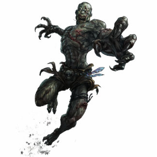 Monster Photo Sculpture - Ghast