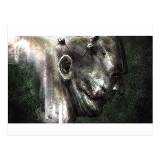 Monster Postcard