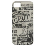 Monster poster iPhone 5 cover