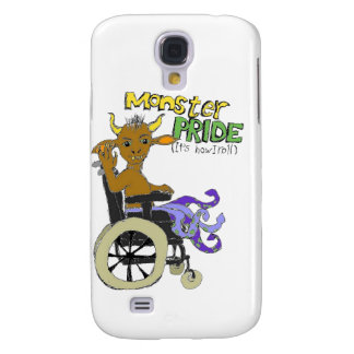 Monster Pride Samsung Galaxy S4 Case