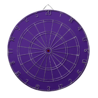 Monster Purple Dart Board with Darts
