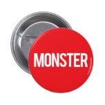 Monster Records Button