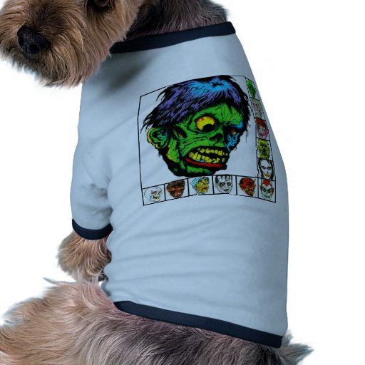 Monster Retro monsters Pet Clothing