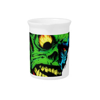 Monster Retro monsters Drink Pitcher