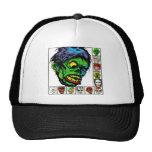 Monster Retro monsters Trucker Hat