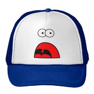 Monster - scream and seizure mesh hats