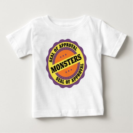 Monster Seal of Approval T Shirt