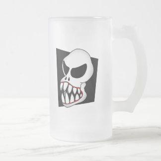 MONSTER Skull Coffee Mugs