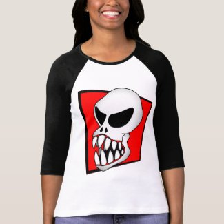 MONSTER Skull shirt