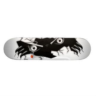 monster smoke skate decks