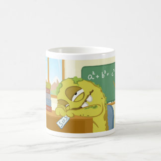 Monster SNOERG from my monster series Coffee Mug