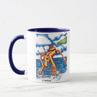 Monster Splash Mug