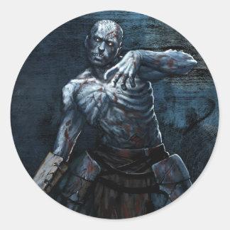 Monster Stickers - Dead Man Walking