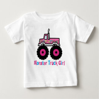 Monster Truck Baby T-Shirt