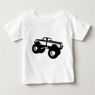 monster truck big car pick up baby T-Shirt