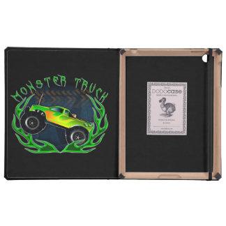 Monster truck iPad cases
