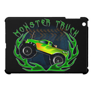 Monster Truck Cover For The iPad Mini