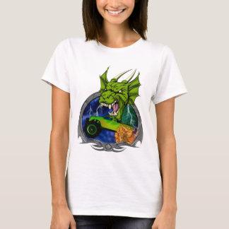 Monster Truck Dragon T-Shirt