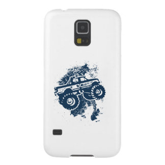 Monster Truck Galaxy S5 Case