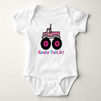 Monster Truck Infant Creeper