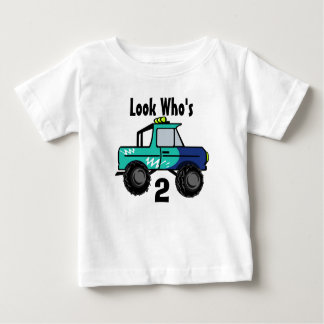 Monster Truck/  Look Who's, 2 Shirts