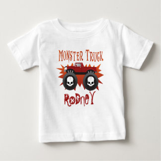 Monster Truck Madness Baby T-Shirt