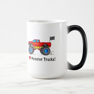 Monster Truck Magic Mug
