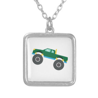 Monster Truck Pendant