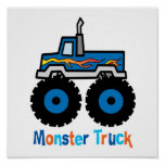 Monster Truck Posters
