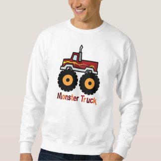 Monster Truck Pull Over Sweatshirt