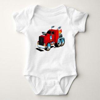 Monster Truck T- Shirt for Boys
