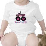 Monster truck traje de bebé