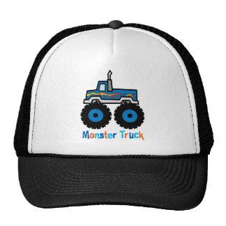 Monster Truck Trucker Hat