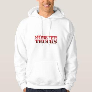 Monster Trucks - Basic Hooded Sweatshirt