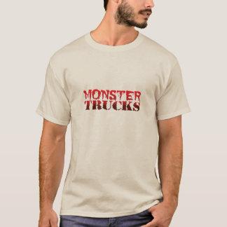 Monster Trucks - Basic T-Shirt