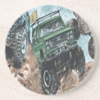 Monster Trucks Coaster