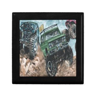 Monster Trucks Gift Box