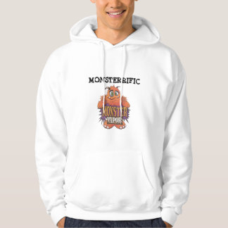 monster vapor, MONSTERRIFIC Hoodie