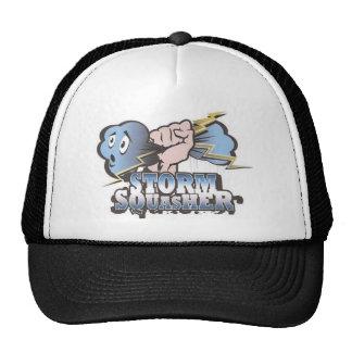 Monster Vapor & Storm Squasher Trucker Hat