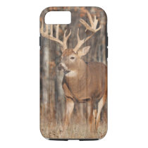 Monster Whitetail Deer, Buck iPhone 8/7 Case