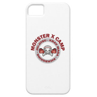 Monster X Camp Iphone case