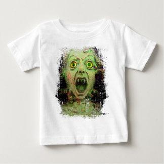 Monster Zombie Green Creepy Horror Baby T-Shirt