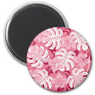 MONSTERA pink Magnet