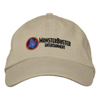 MonsterBuster Cap Embroidered Baseball Caps